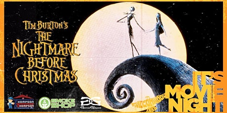 Nightmare Before Christmas Drive-in Movie Night tickets