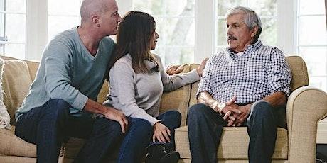 Understanding and Responding to Dementia - Related Behavior tickets