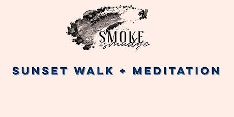 Copy of Sunset Walk + Meditation tickets