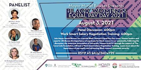Work Smart Salary Negotiation Workshop tickets