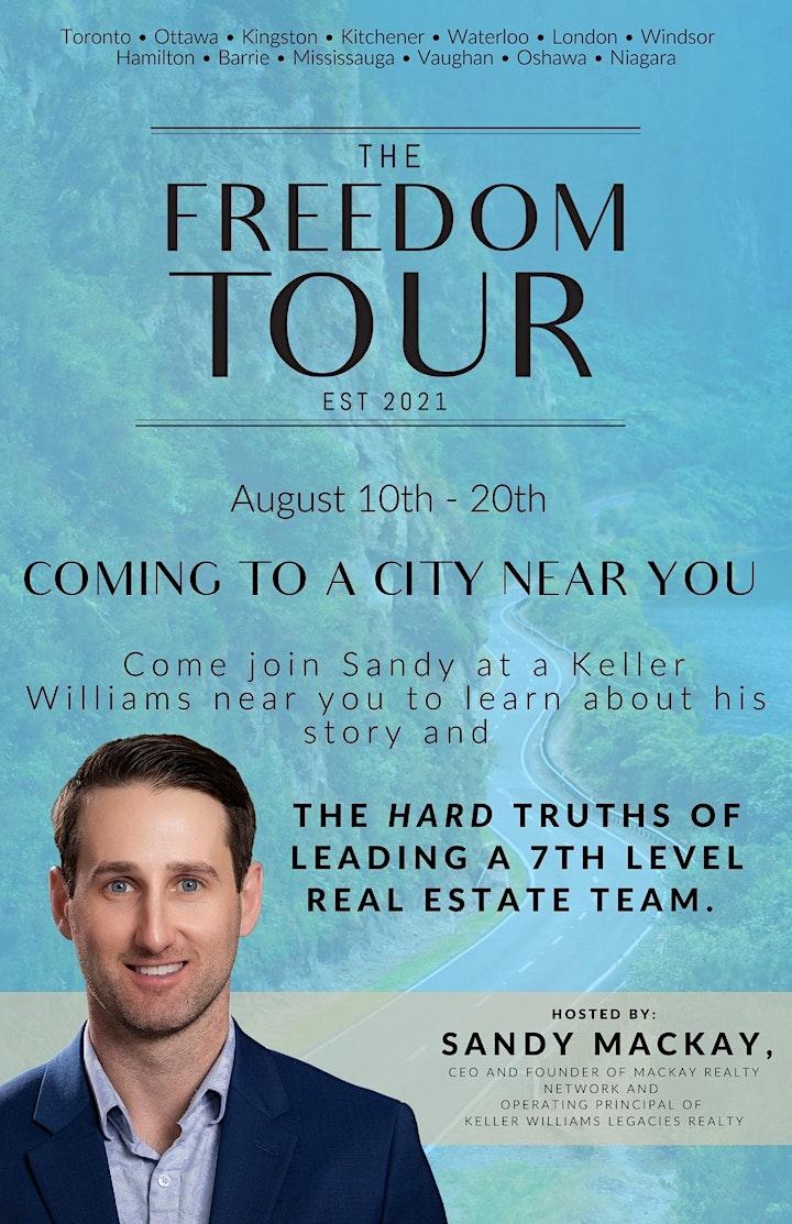 The Freedom Tour Windsor image