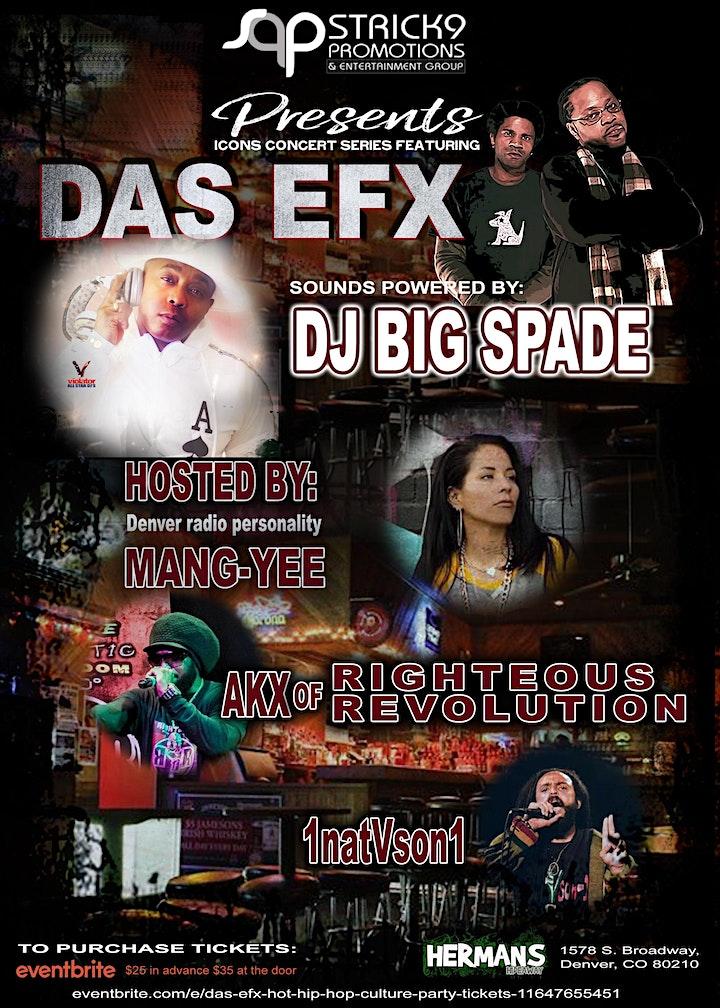 Das Efx Hot Hip Hop Culture Party image