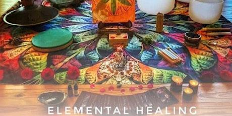 Elemental Healing tickets