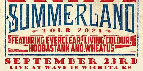 Summerland Tour 2021 w/ Everclear - Living Colour - Hoobastank - Wheatus tickets