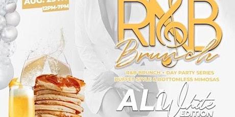 ALL-WHITE R&B BRUNCH ( 2 YEAR ANNIVERSARY CELEBRATION) tickets