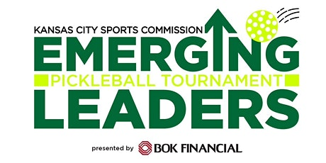 Emerging Leaders Pickleball Tournament presented by BOK Financial tickets
