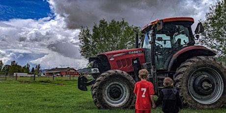 Tractor Days tickets