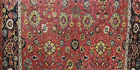 Talk - Mrs Beattie and Mr Getty: A carpet controversy  by Dr Armstrong biglietti