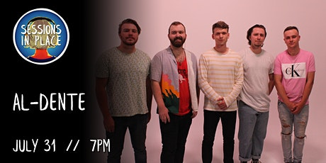 Sessions in Place presents: Al-Dente (ONLINE) tickets