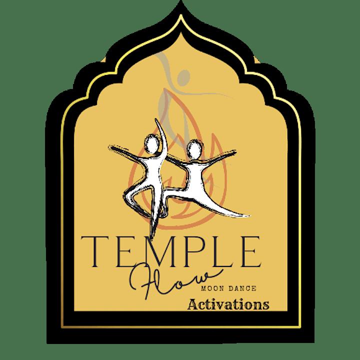 Temple of the Crimson Lotus Temple Flow MoonDance Activations image