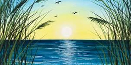 Paint and Sip - Beach Days tickets