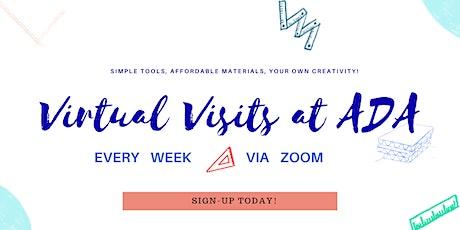 Adaptive Design's Virtual Visits tickets