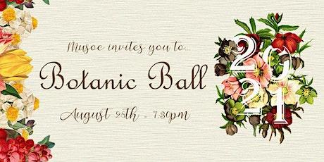 MUSOC Botanic Ball 2021 tickets