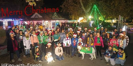 HiKing-with-Friends: Ugly Xmas Sweater Night HiKe tickets