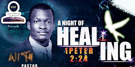 A Night of Healing tickets