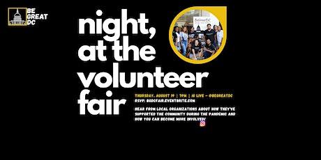 5th Annual BeGreatDC  (Virtual) Volunteer Fair tickets