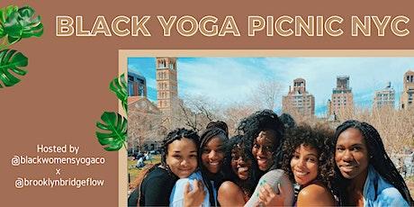 Black Yoga Picnic NYC tickets