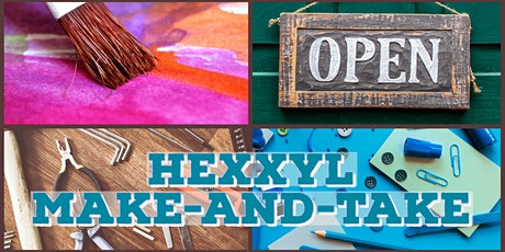 Hexxyl Fall Make And Take! Crafting and Craft Beer tickets