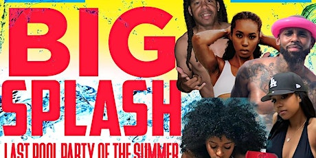 New Orleans Big Splash Pool Party tickets