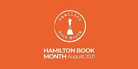 Hamilton Book Month 2021 Launch tickets