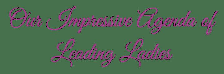 Success Soirées for the Wise and Adventurous Businesswoman image