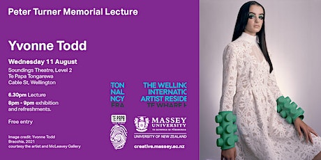 Peter Turner Memorial Lecture: Yvonne Todd tickets