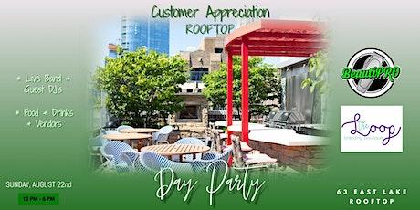 BeautiPro & The Loop Branding Boutique Customer Appreciation tickets