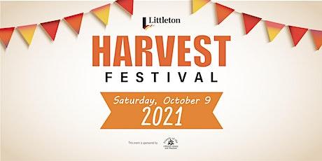 2021 Harvest Festival tickets