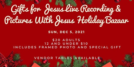 For Your Joy's Pictures with Jesus Experience tickets
