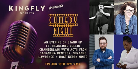 Comedy Night in the Loft tickets