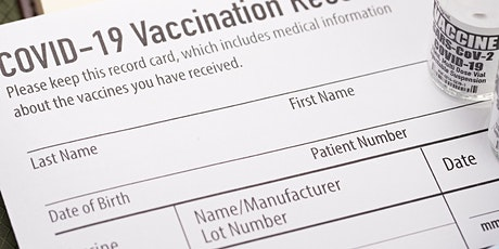 COVID-19 Vaccination Clinic tickets