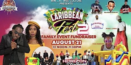 Caribbean Fest 2: Fyah Oats, Live Bands, Food! tickets