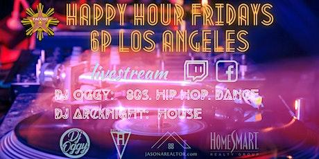Happy Hour Fridays & Living Room Concerts biglietti