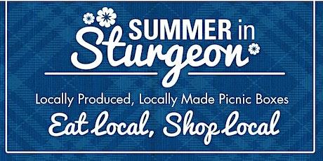 Summer in Sturgeon Picnic Box for 2 @ 2BKind Market tickets