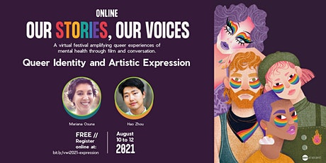 Queer Identity and Artistic Expression tickets