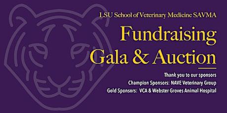 LSU SAVMA Fundraising Gala and Auction tickets