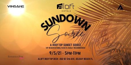 Sundown Soirée Delray Beach Labor Day Weekend tickets