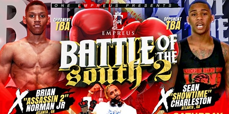 Battle of the South II tickets