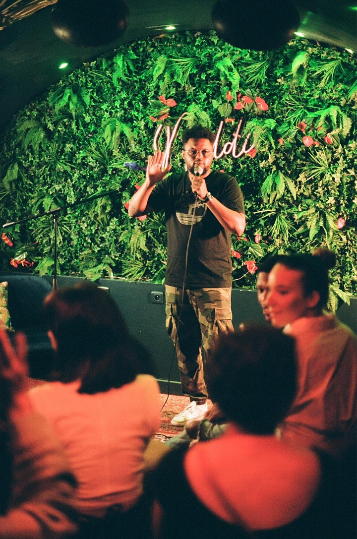 Image pour Inside Comedy Club