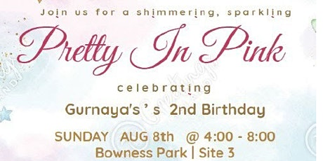 It's Gurnaya's Birthday tickets