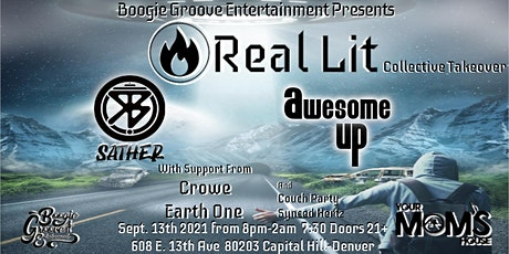 Real Lit Collective Takeover tickets