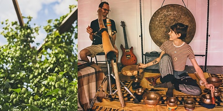 New Moon Sound Bath with Hops Tea - Gong, Didgeridoo, Singing Bowls + more tickets
