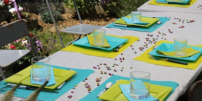 RG Summer Social Event in a Secret Garden!