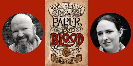 Kevin Hearne Launch Event with Amie Kaufman! tickets