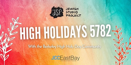 (Virtual) High Holidays 5782 with JSP! tickets