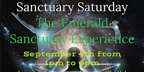 """The Emerald Sanctuary Experience at """"the Lazarus Experience warehouse"""" tickets"""