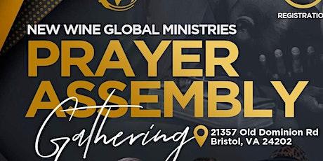 Prayer Assembly 2021 tickets