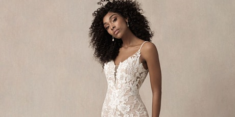 Allure Bridals Spring 2022 Preview Pop-up tickets