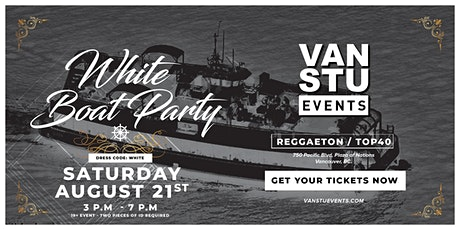 White Boat Party 2.0 by Vancouver Student Events tickets