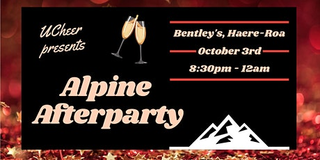 Alpine Afterparty tickets